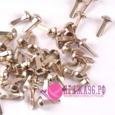 Брадсы 5х10 мм серебро
