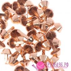 Брадсы 6х12 мм золото