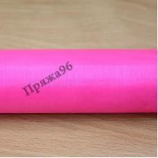 Органза-снег, цвет - ярко-розовый