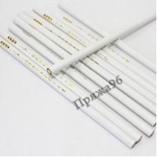 Карандаш для ткани, цвет белый