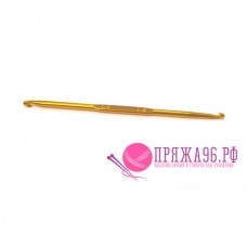 Крючок двухсторонний 4-4,5 мм, металл