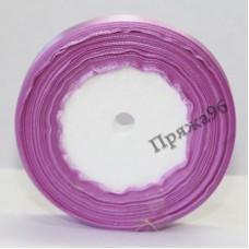 Атласная лента, 12 мм, №144 сиреневый