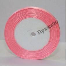 Атласная лента, 6 мм, №06 розовый