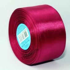Атласная лента, 50 мм, цвет №028 лиловый