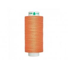 Нитки Dor Tak. Цвет - 116 оранжевый. 40/2 400 ярд. (100% полиэстер)