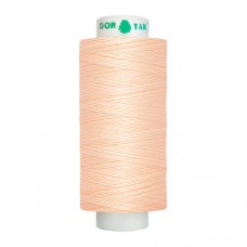Нитки Dor Tak. Цвет - 121 розовый. 40/2 400 ярд. (100% полиэстер)