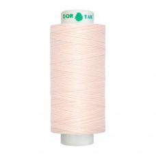 Нитки Dor Tak. Цвет - 124 розовый. 40/2 400 ярд. (100% полиэстер)