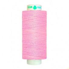 Нитки Dor Tak. Цвет - 130 светло-розовый. 40/2 400 ярд. (100% полиэстер)