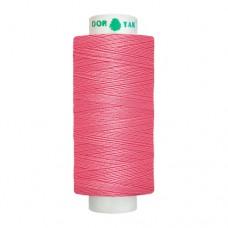 Нитки Dor Tak. Цвет - 136 розовый. 40/2 400 ярд. (100% полиэстер)