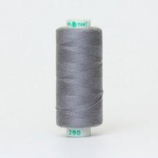 Нитки Dor Tak. Цвет - 290 светло-серый. 40/2 400 ярд. (100% полиэстер)