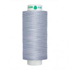 Нитки Dor Tak. Цвет - 291 серый. 40/2 400 ярд. (100% полиэстер)